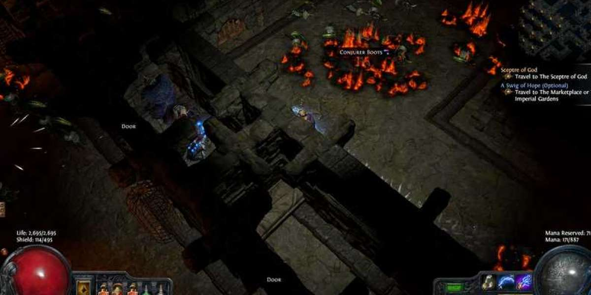 This is a way to save time while playing Path of Exile