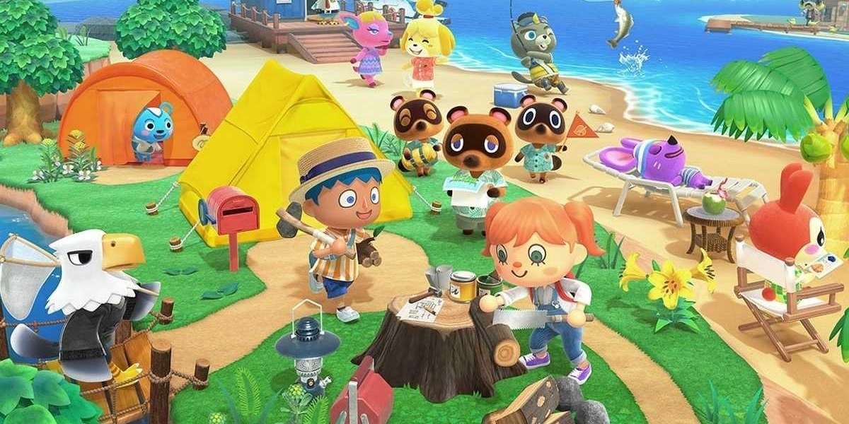 Animal Crossing: New Horizons: Summer Update for Download, Meager Patch Notes